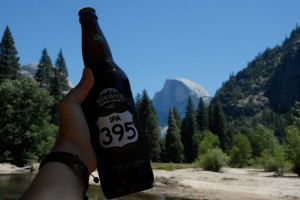 Here's to the Half Dome!