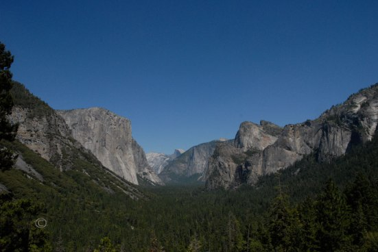 Tunnel View.  WOW.
