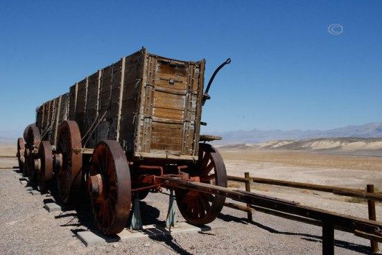 20 Mule Team Cart