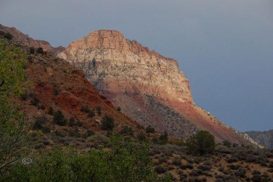 Cliffs of Zion