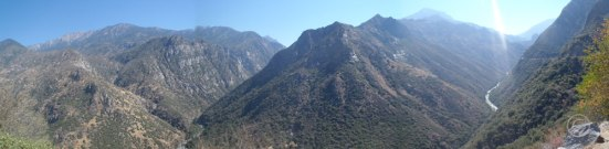 Kings Canyon National Park (Photo by D. R. J.)