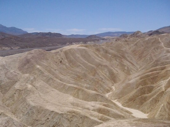 Zabriskie Point (Photo by D. R. J.)