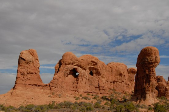 """Parade of Elephants""  Arches National Park"