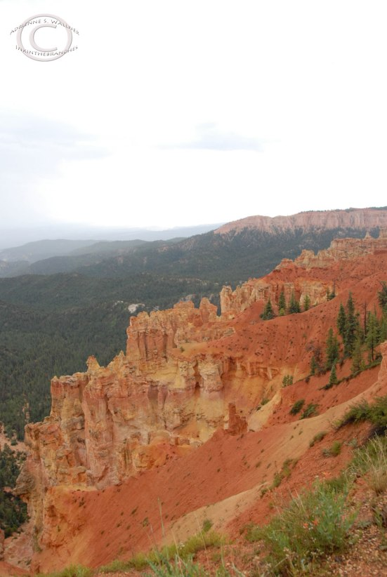HooDoos at Ponderosa Point, Bryce Canyon