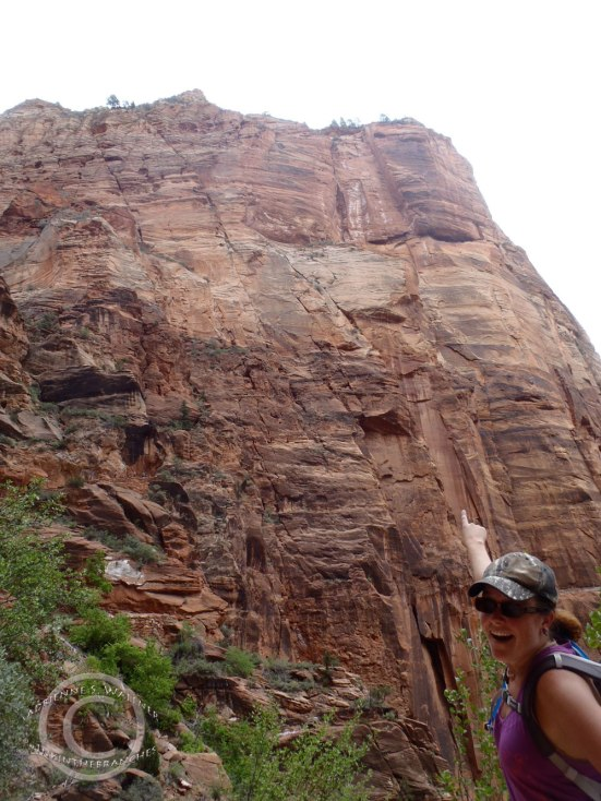 Oh yeah, that's right.  We were up there! (Photo by D. R. J.)