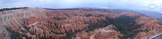Bryce Point, Bryce Canyon (Photo by D. R. J.)