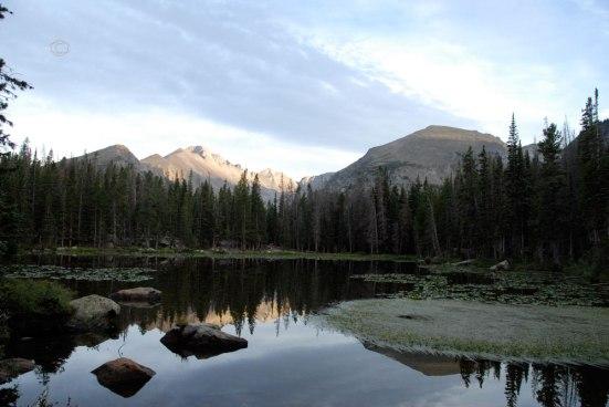 Nymph Lake, R.M.N.P.