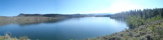 Willow Creek Reservoir,  CO - Photo by D.R.J.