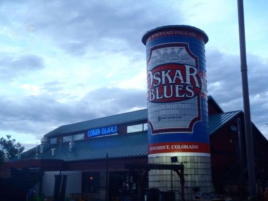 Oskar Blues Brewery, Longmont CO