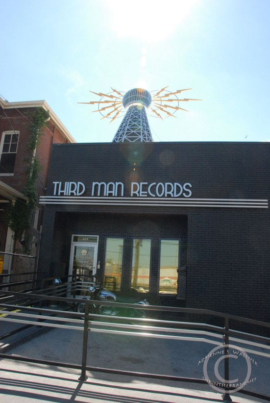 Third Man Records, Nashville, TN