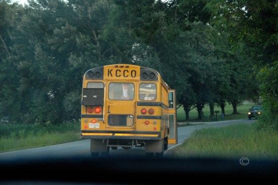 Canadian Bonnaroovian Bus