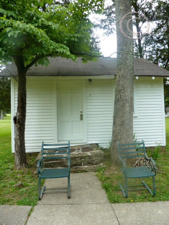 Our Historic Cabin