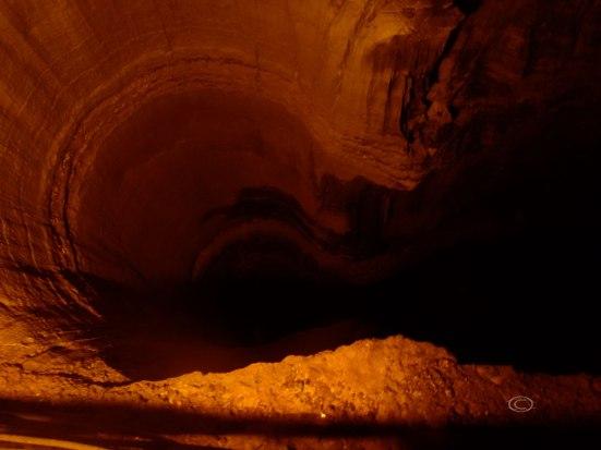 Bottomless Pit. - Photo by DRJ.