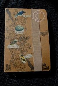 Wanderlust 2013 Travel Journal (Front)