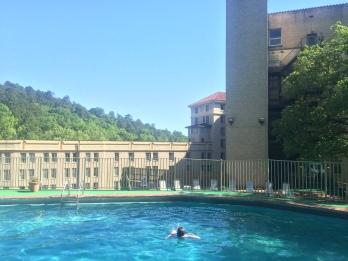 Arlington pool